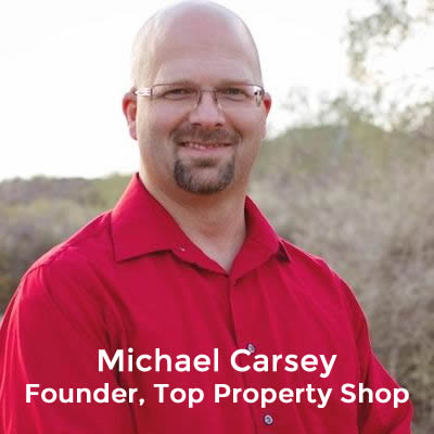 Michael Carsey, Founder of Top Property Shop